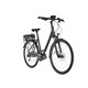 Ortler Tours Nyon E-Trekking Bike Wave black
